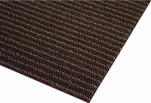 buitenmat inuci grijs/rood 100-150cm