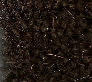 kokosmat donker bruin