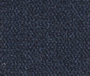 schoonloopmat schraper blauw  55,00 per meter
