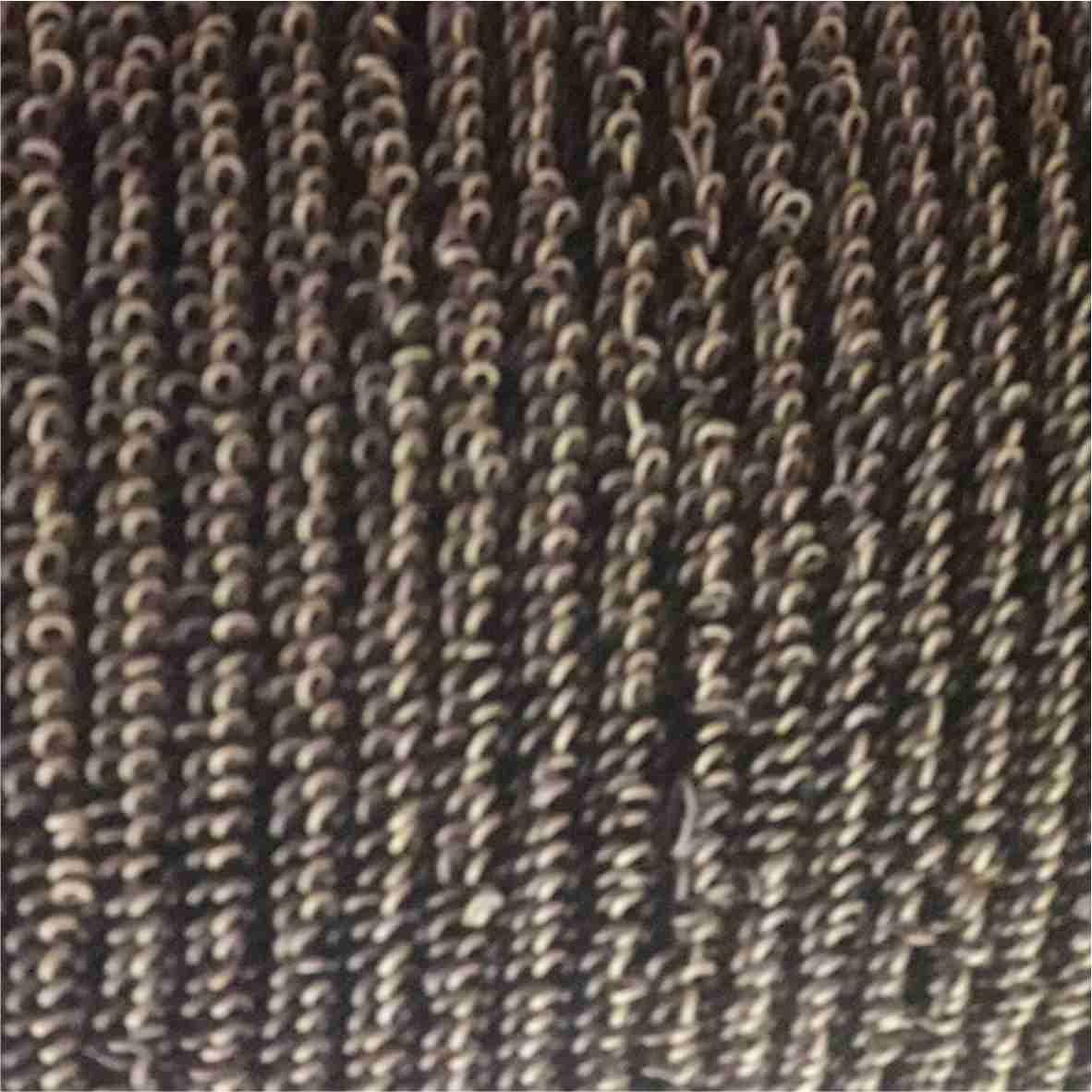 buitenmat inuci grijs/beige 100-150cm