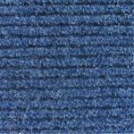 ribmat blauw 25,00 per meter
